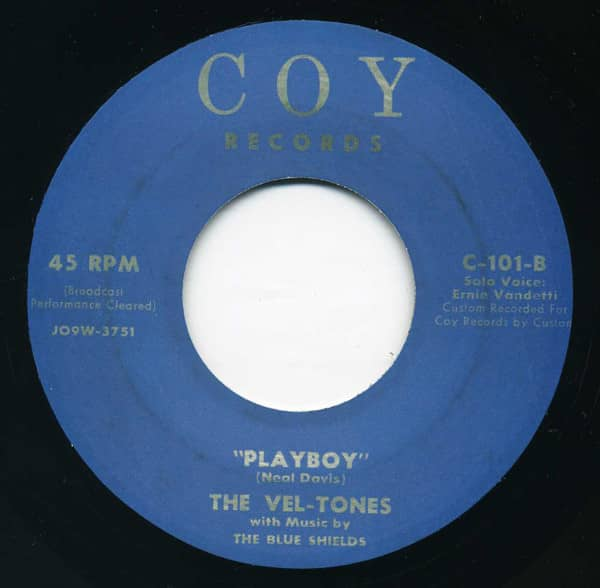 Cal's Tune - Playboy 7inch, 45rpm