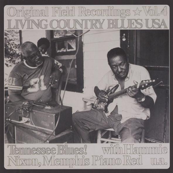 Living Country Blues USA Vol.04