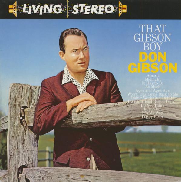 That Gibson Boy (LP)