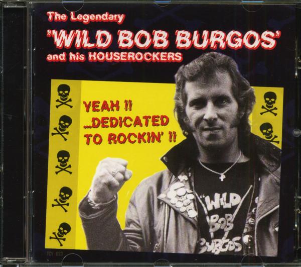 Yeah!!...Dedicated To Rockin'!! (CD)