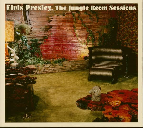 The Jungle Room Sessions (CD)