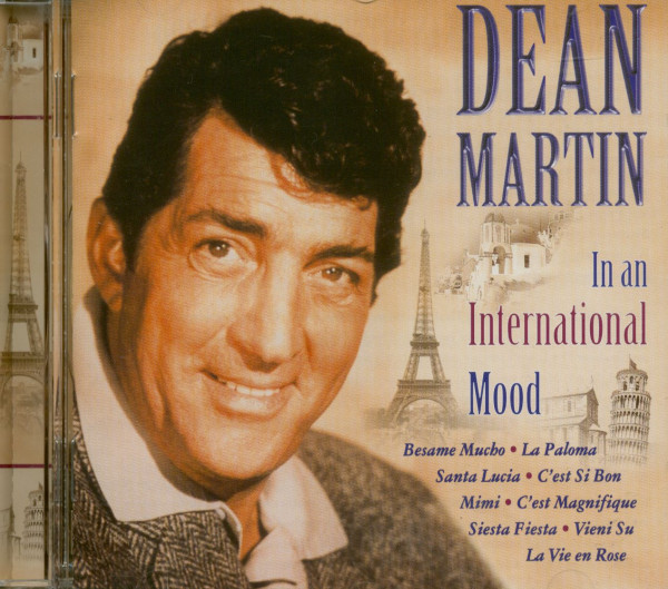 In An International Mood (CD)