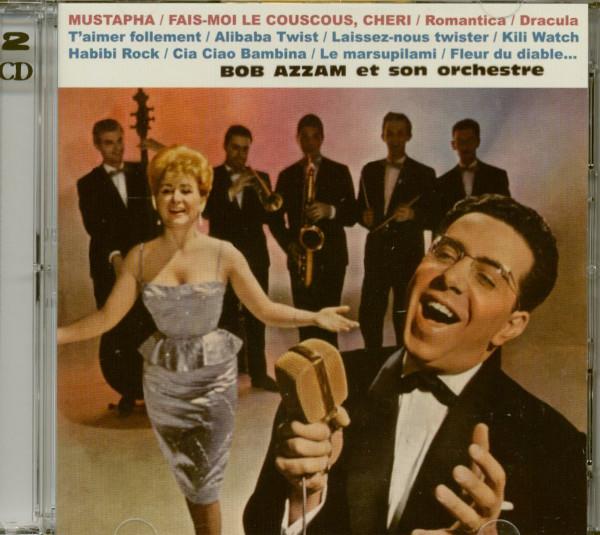 Bob Azzam Et Son Orchestre (2-CD)