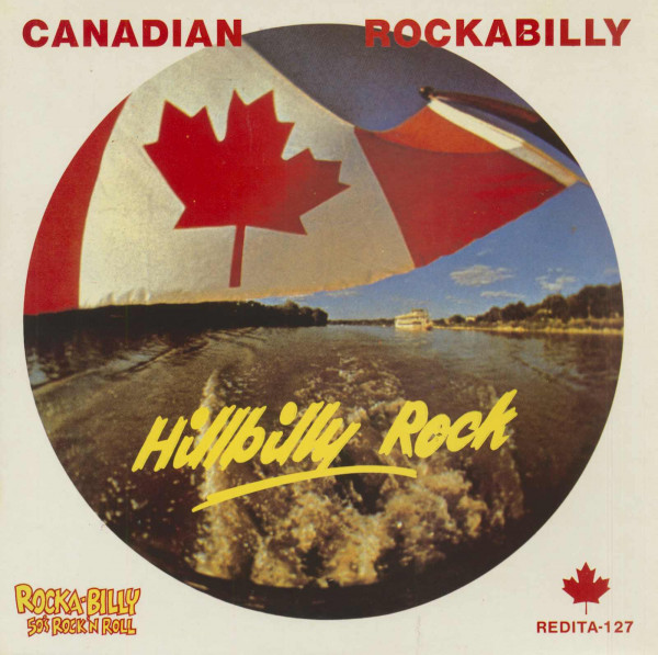 Canadian Rockabilly, Vol.1 (LP)