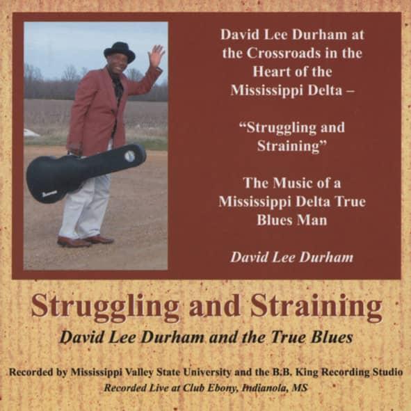 Struggling And Straining