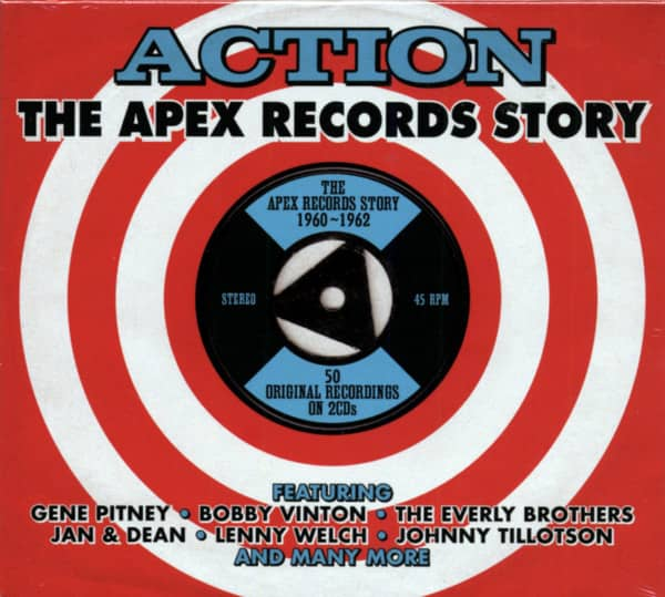 Action - The Apex Records Story (2-CD)