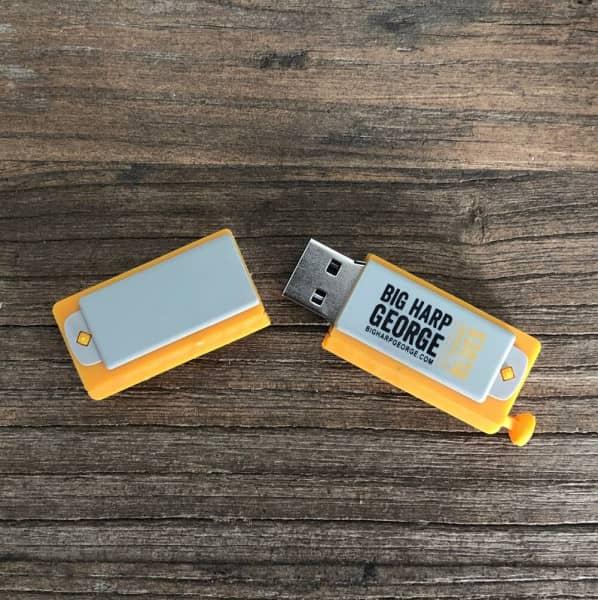 Big Harp George (USB Stick)