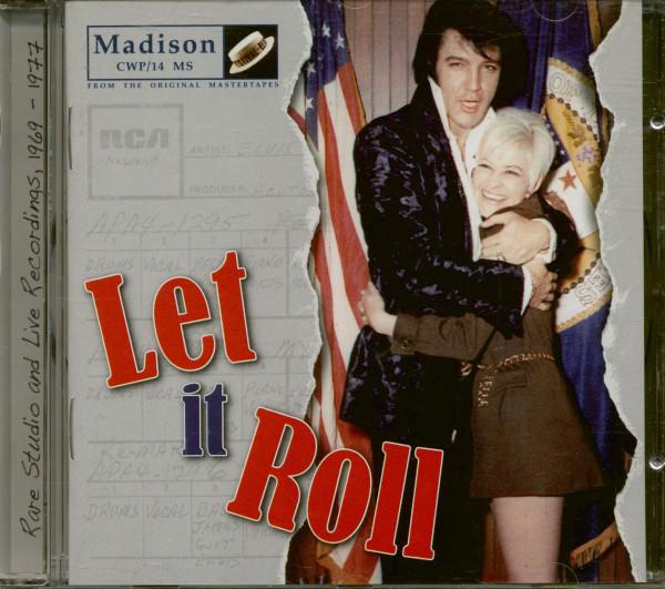 Let It Roll (CD)