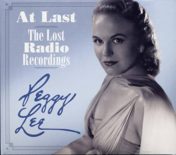 At Last: The Lost Radio Recordings (2-CD)