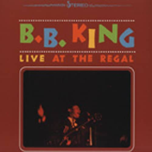 Live At The Regal (180g)