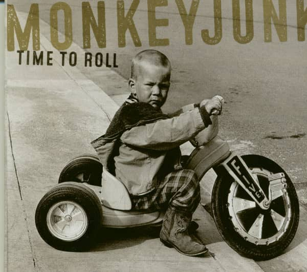 Time To Roll (CD)