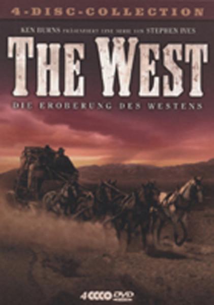 The West - Ken Burns (4-DVD)