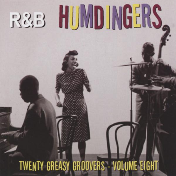 Vol.8, R&B Humdingers