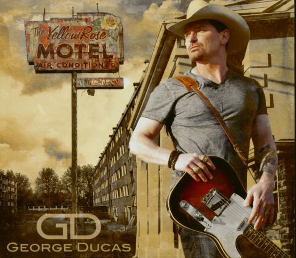Yellow Rose Motel (CD)