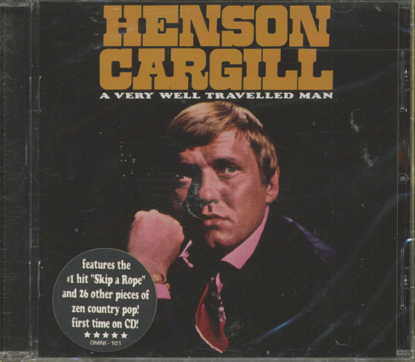 A Very Well Travelled Man (CD)