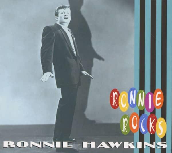 Ronnie Hawkins - Ronnie Rocks (CD)