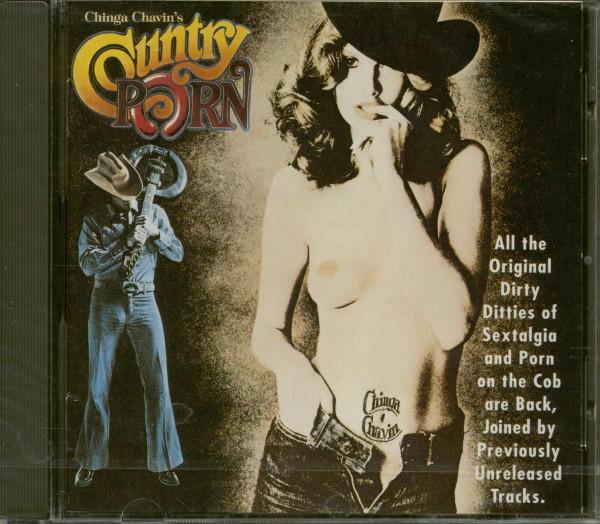 Chinga Chavin's Country Porn (CD, Re-issue)