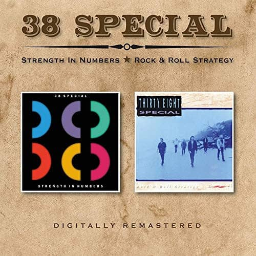 Strength In Numbers - Rock & Roll Strategy (2-CD)