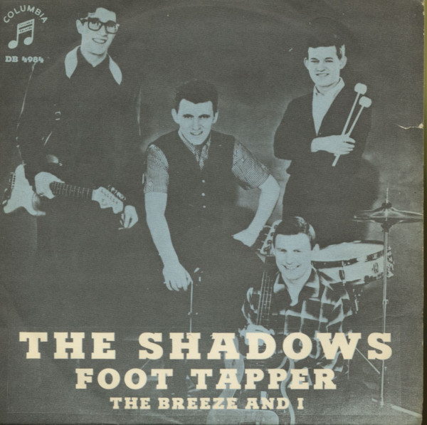 Foot Tapper - The Breeze And I (7inch, 45rpm, PS)