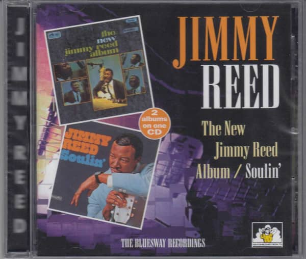 The New Jimmy Reed Album - Soulin' (CD)