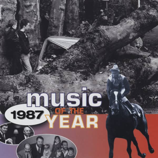 Various - Music Of The Year - 1988