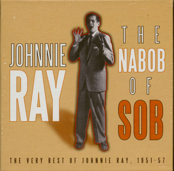 The Nabob Of Sob - The Very Best Of Johnnie Ray 1951-1957 (3-CD)