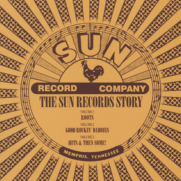 The Sun Record Story (6x180g Vinyl Box Set)