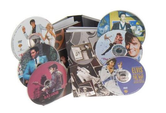 Elvis: The Ultimate Film Collection - Graceland Edition (11-DVD+1-CD)
