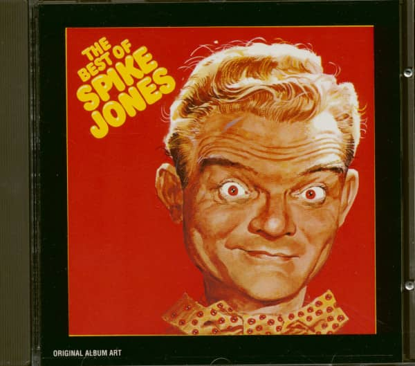 The Best Of Spike Jones And His City Slickers (CD)