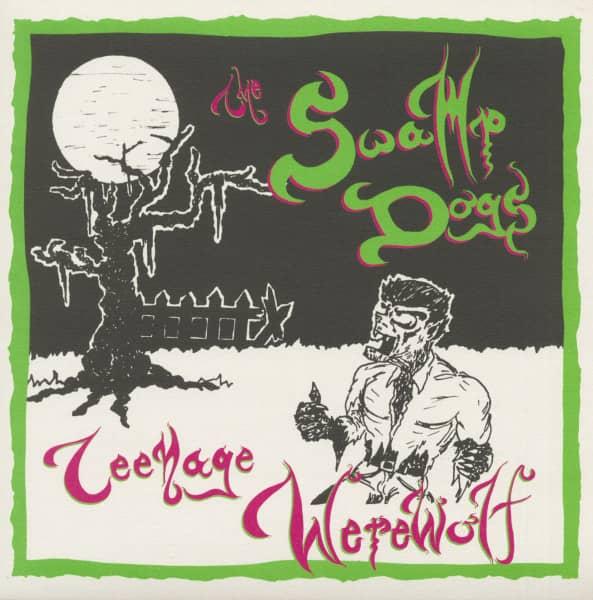 Teenage Werewolf (LP, 180g Vinyl)