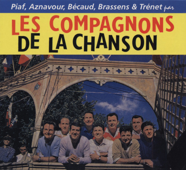 Piaf, Aznavour, Becaud, Brassens & Trenet