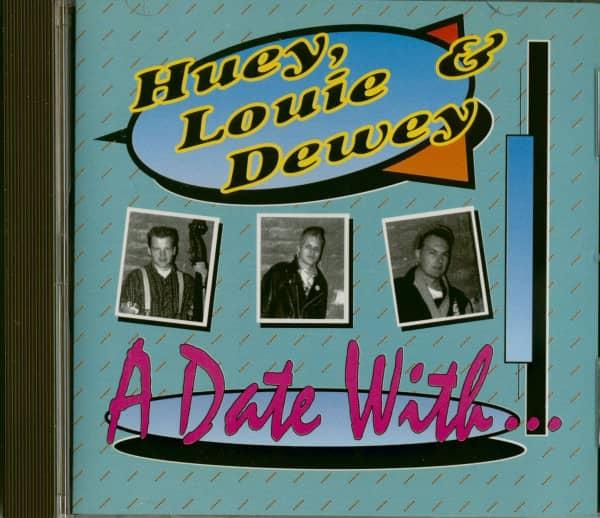A Date With Huey, Louie & Dewey (CD)