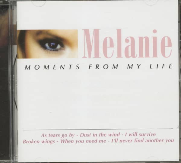 Moments From My Life (CD)