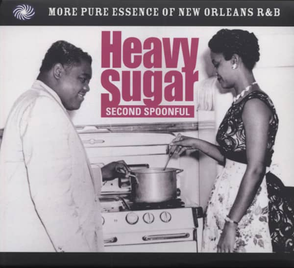 Vol.2, Heavy Sugar - Second Spoonful (3-CD)