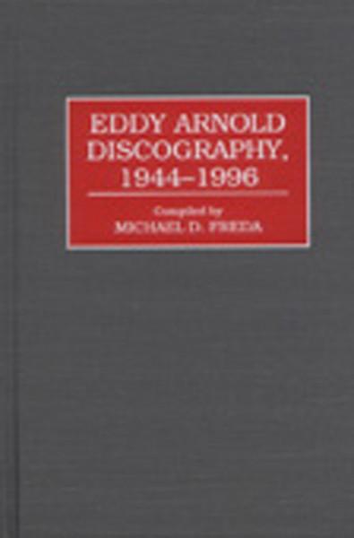 Michael D. Freda: Discography 1944-1996