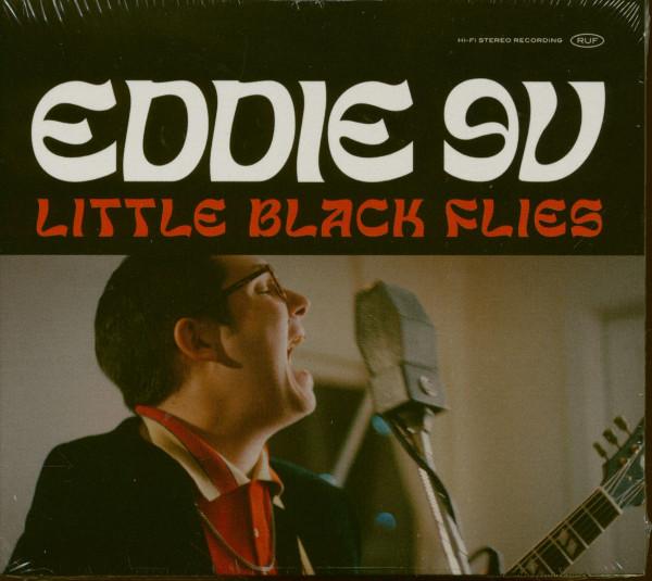 Little Black Flies (CD)