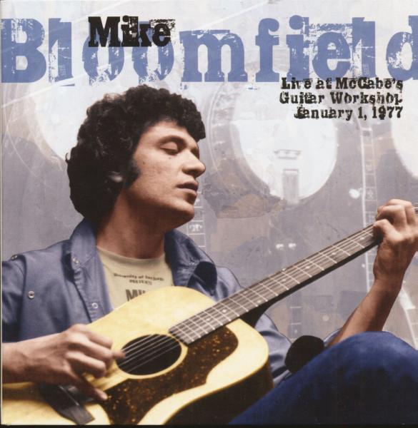 Live At McCabe's Guitar Workshop, January 1, 1977 (CD)