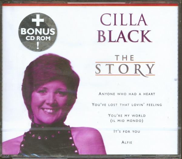 The Story (CD & CD-ROM)