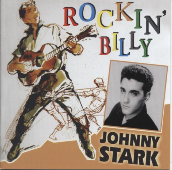 Rockin' Billy (Johnny Stark a.k.a. Johnny Apollo) Teen Rock & Roll