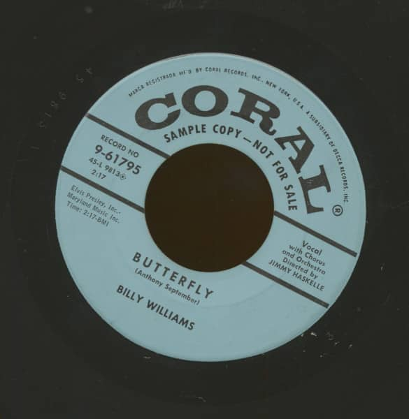 Butterfly - The Pied Piper (7inch, 45rpm)