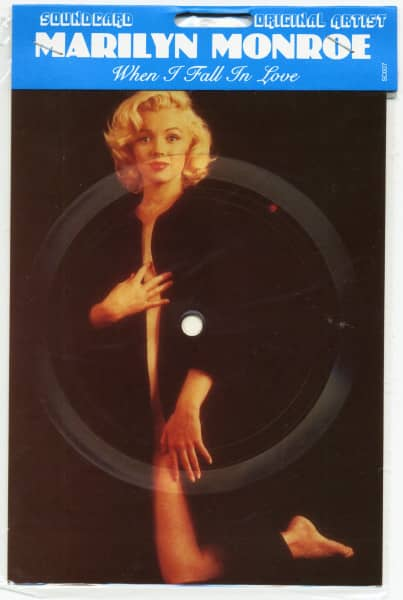 Soundcard - When I Fall In Love (Picture Disc, Flexi-Disc)