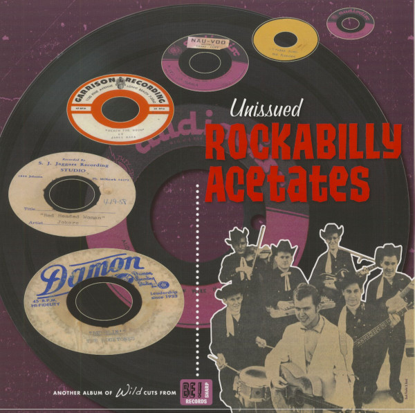 Unissued Rockabilly Acetates (LP)