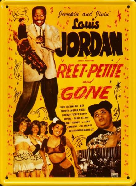 Collector Card #203 - Jumpin' And Jivin' Louis Jordan