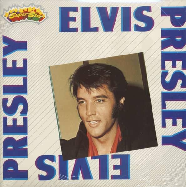 Elvis Presley '56 - How A Legend Was Born (LP)