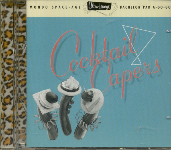 Cocktail Capers - Ultra Lounge, Vol.8 (CD)