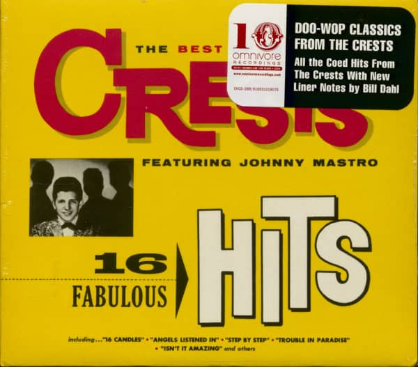The Best Of The Crests (CD)