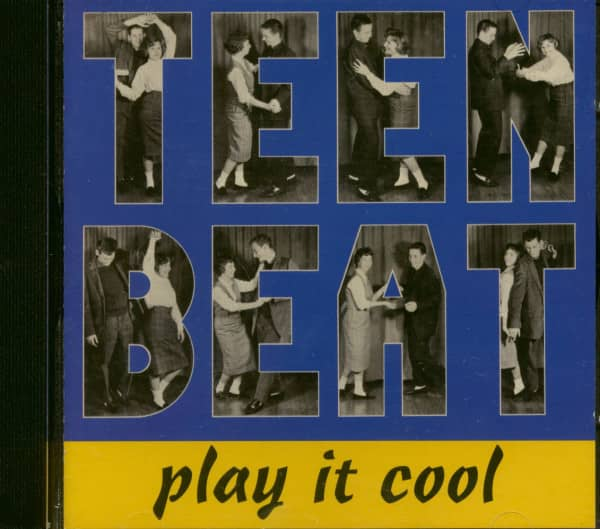Teen Beat - Play It Cool (CD)