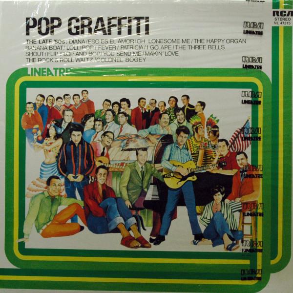 Pop Graffiti - The Late '50s