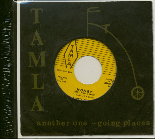 Complete Motown Singles Vol.1 1959-61 (6-CD with bonus 45RPM)