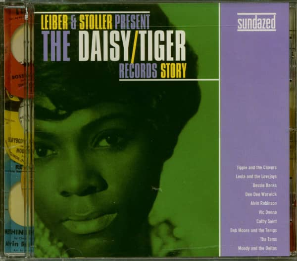 Leiber & Stoller Presents The Daisy-Tiger Records Story - Everybody Come Clap Your Hands! (CD)